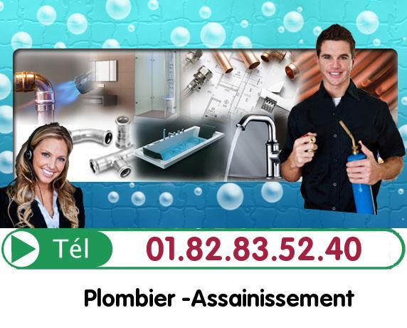 Artisan Plombier Chanteloup les Vignes 78570