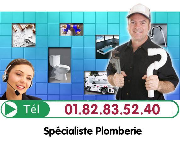 Artisan Plombier Saint Nom la Breteche 78860