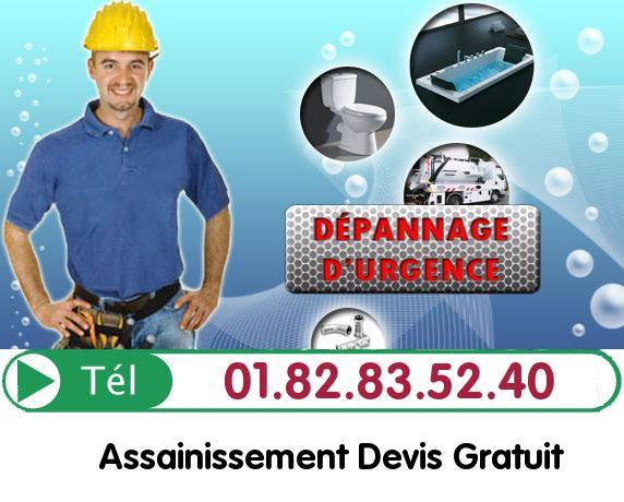 Assainissement Canalisation Andilly 95580