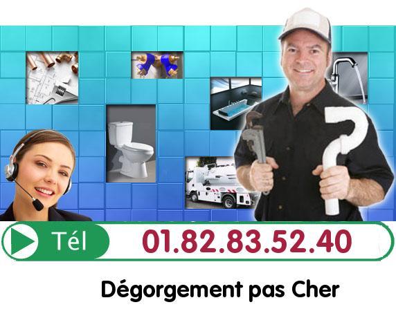 Assainissement Canalisation Chevry Cossigny 77173