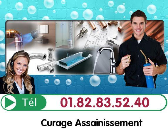 Assainissement Canalisation Luzarches 95270