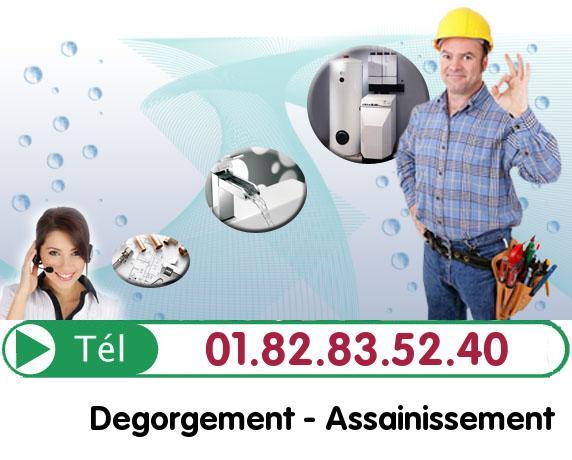 Assainissement Canalisation Milly la Foret 91490