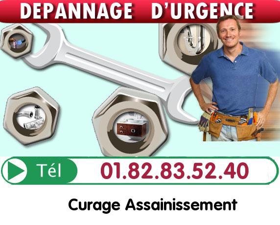 Assainissement Canalisation Nanteuil les Meaux 77100