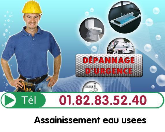 Assainissement Canalisation Paris 75008