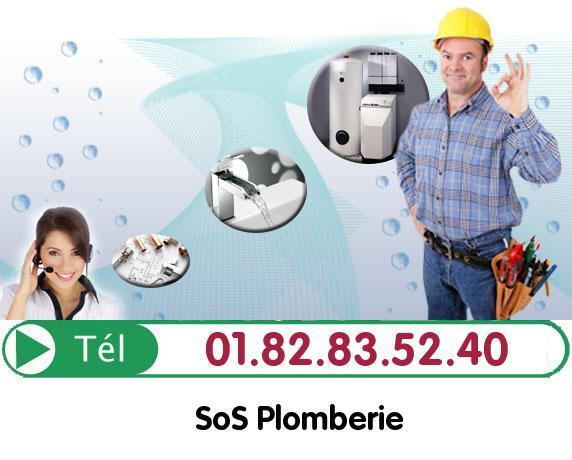Assainissement Canalisation Vaureal 95490