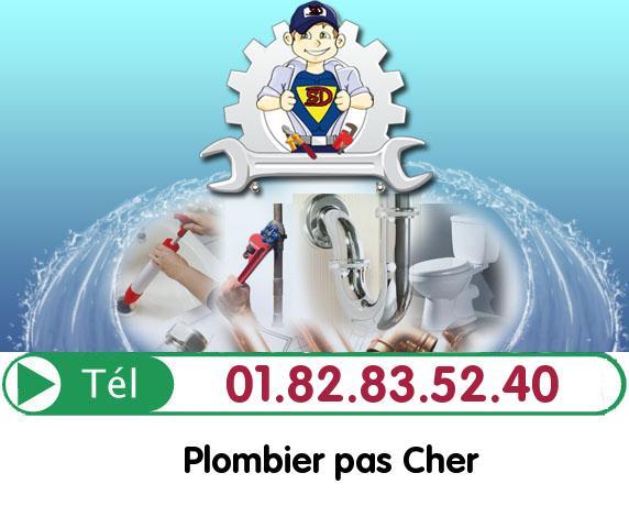 Canalisation Bouchée Bondy 93140