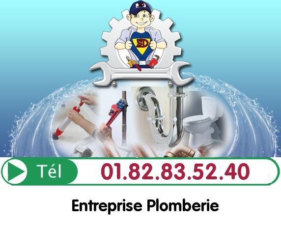 Canalisation Bouchée Chambourcy 78240