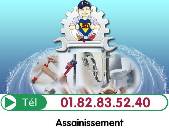 Canalisation Bouchée Courcouronnes 91080