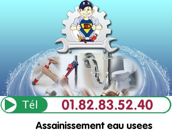 Canalisation Bouchée Etampes 91150