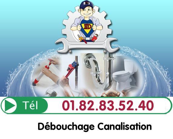 Canalisation Bouchée Levallois Perret 92300