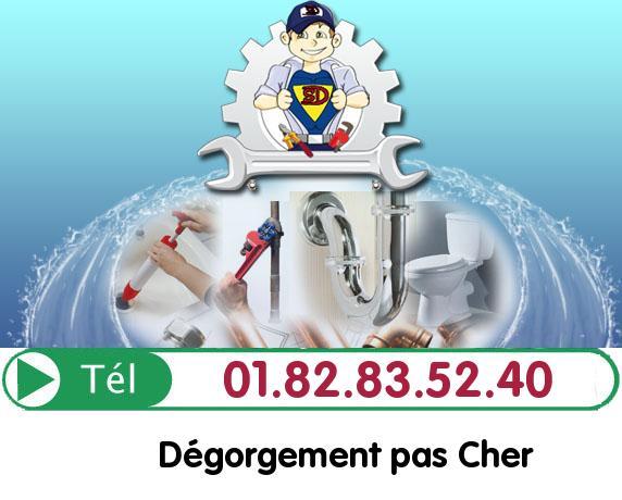 Canalisation Bouchée Livry Gargan 93190