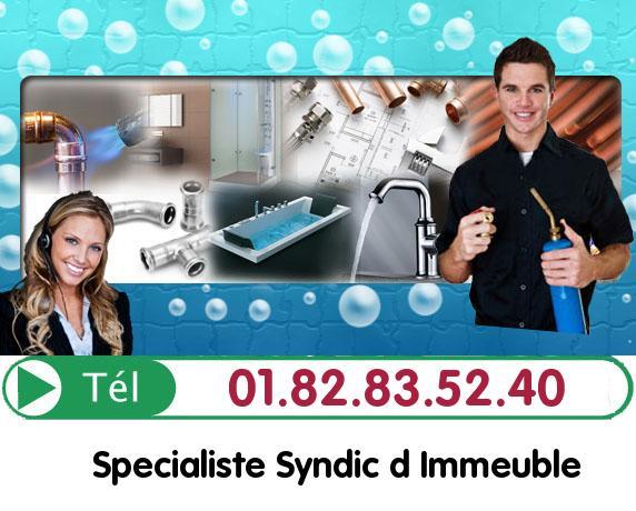 Canalisation Bouchée Montevrain 77144