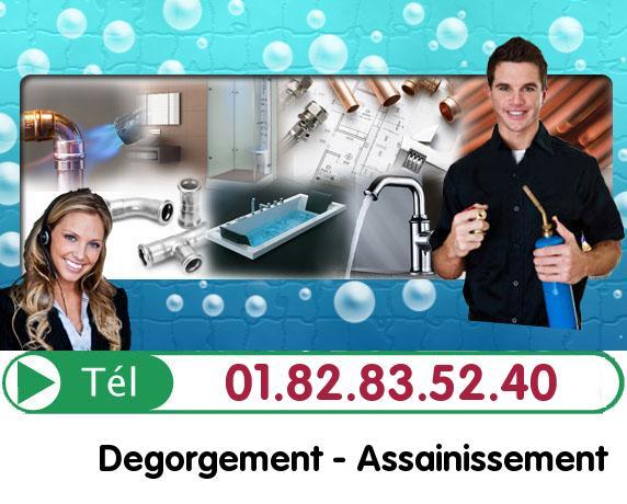 Canalisation Bouchée Moret sur Loing 77250