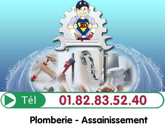 Canalisation Bouchée Neuilly sur Seine 92200