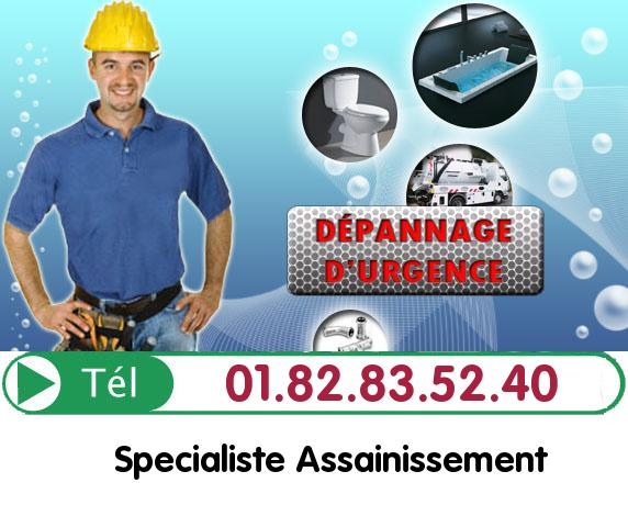 Canalisation Bouchée Perigny 94520