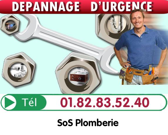 Canalisation Bouchée Ris Orangis 91130