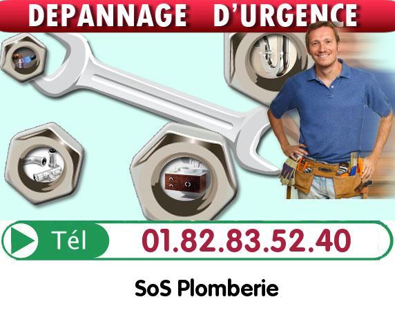Canalisation Bouchée Saulx les Chartreux 91160