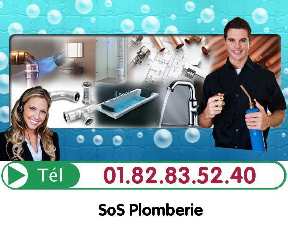 Canalisation Bouchée Vaucresson 92420