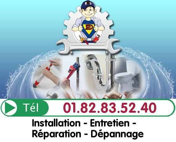 Canalisation Bouchée Ville d'Avray 92410