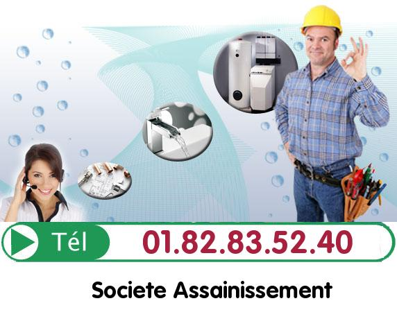 Curage Canalisation Andilly 95580