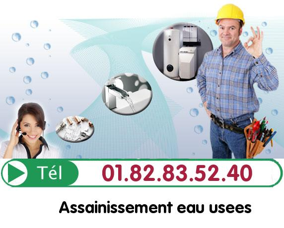 Curage Canalisation Chessy 77700