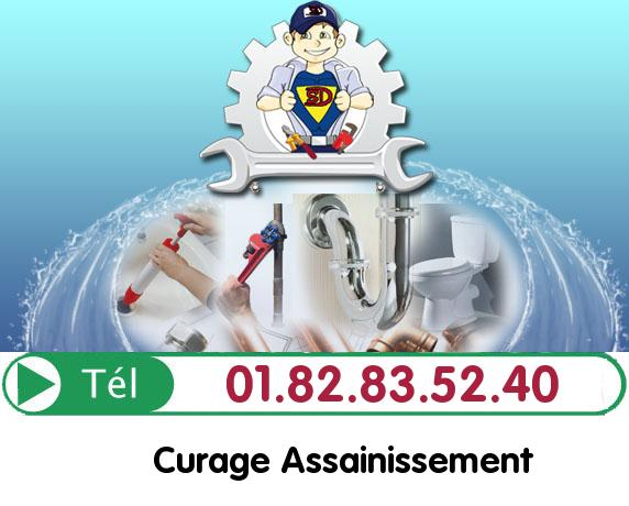 Curage Canalisation Colombes 92700