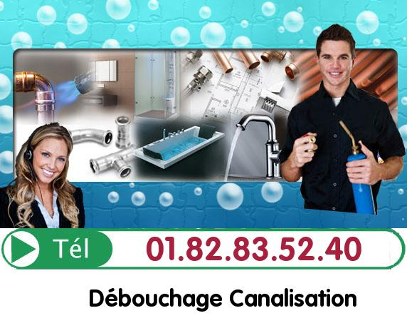 Curage Canalisation Croissy sur Seine 78290