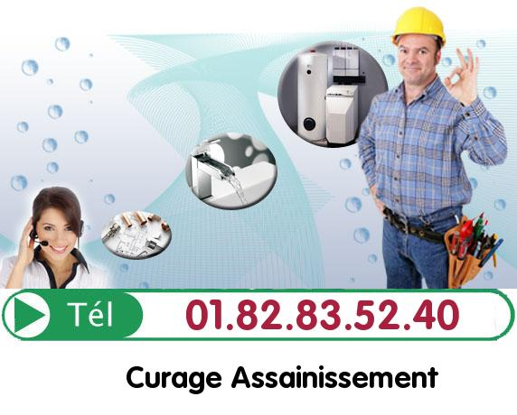 Curage Canalisation Jouy le Moutier 95280