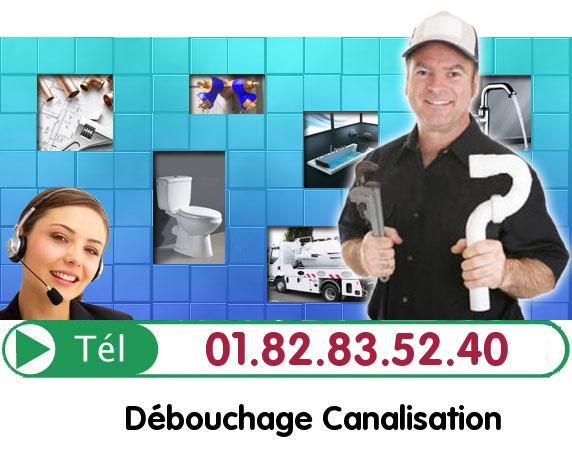 Curage Canalisation La Verriere 78320