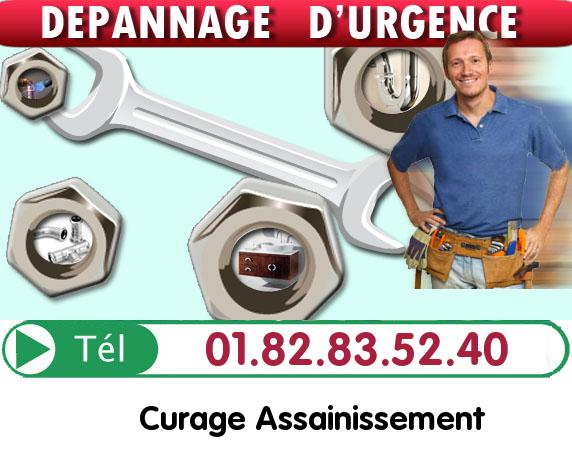 Curage Canalisation Le Bourget 93350