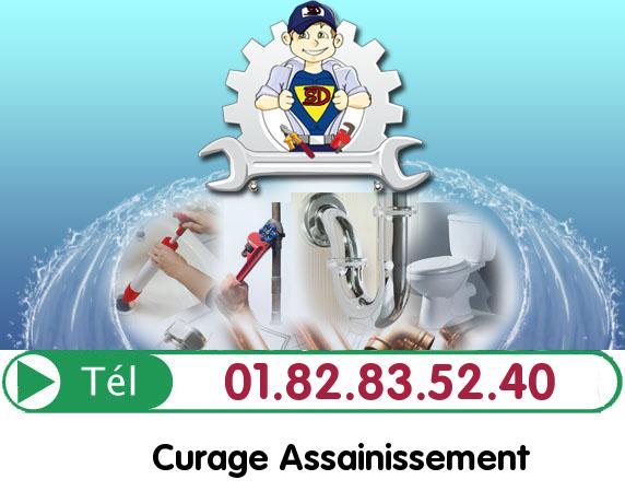 Curage Canalisation Saint Leu la Foret 95320