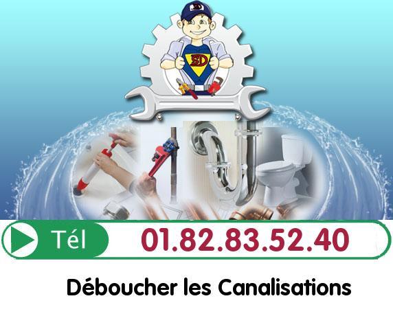 Curage Canalisation Saint Maur des Fosses 94100