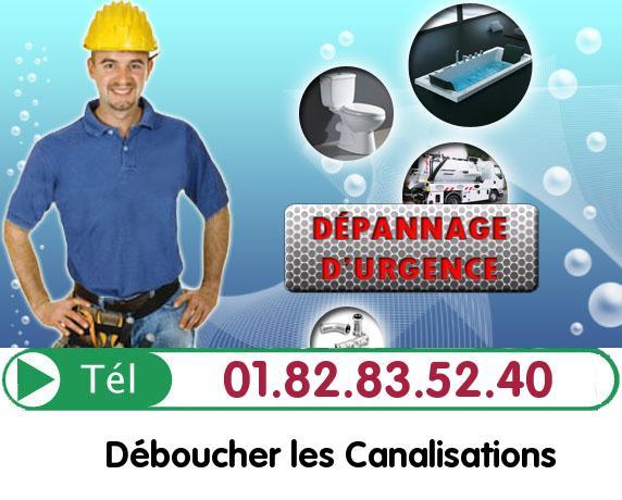 Curage Evacuation Belloy en France 95270