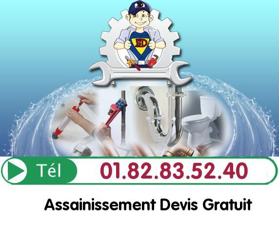 Debouchage Canalisation Vemars 95470
