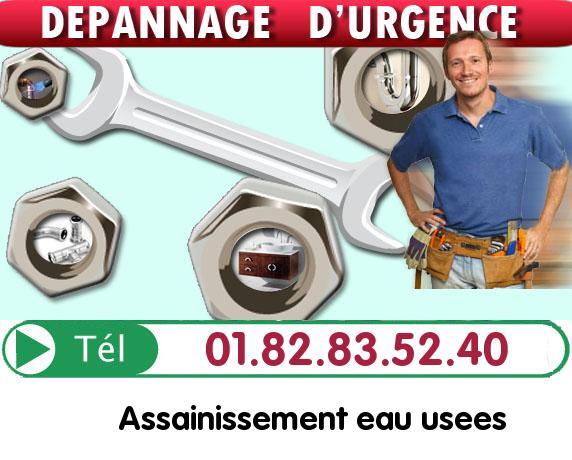 Debouchage Egout Le Mesnil le Roi 78600