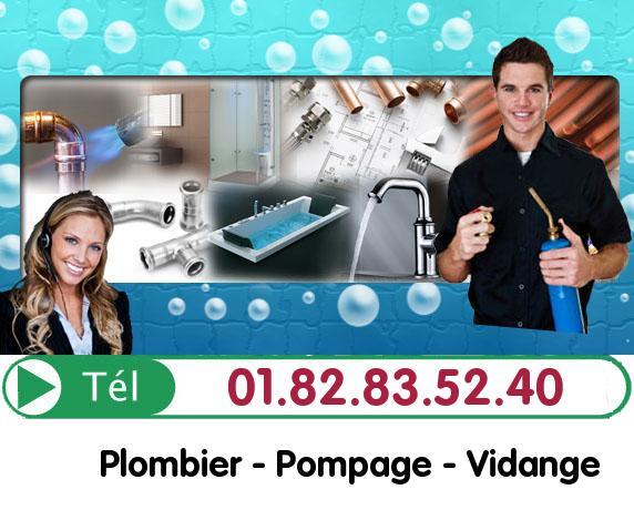Debouchage Egout Le Thillay 95500