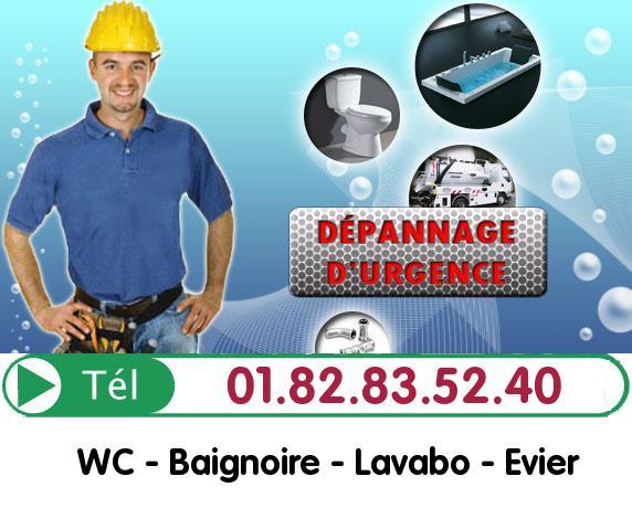 Debouchage Egout Nanteuil les Meaux 77100