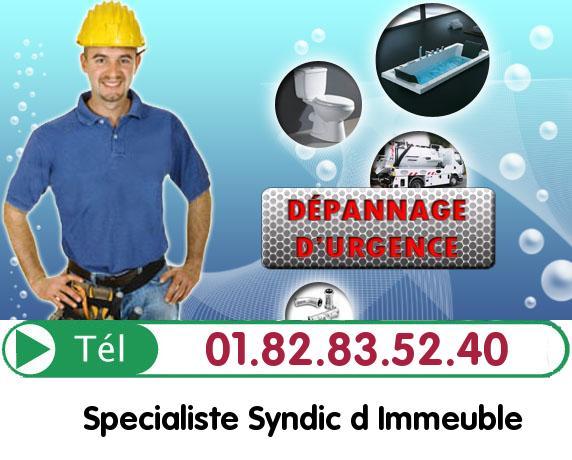 Debouchage Egout Seine-Saint-Denis
