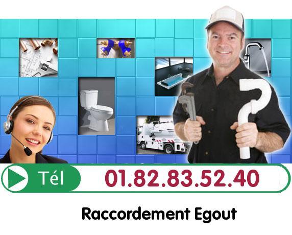 Debouchage Gouttiere Courdimanche 95800