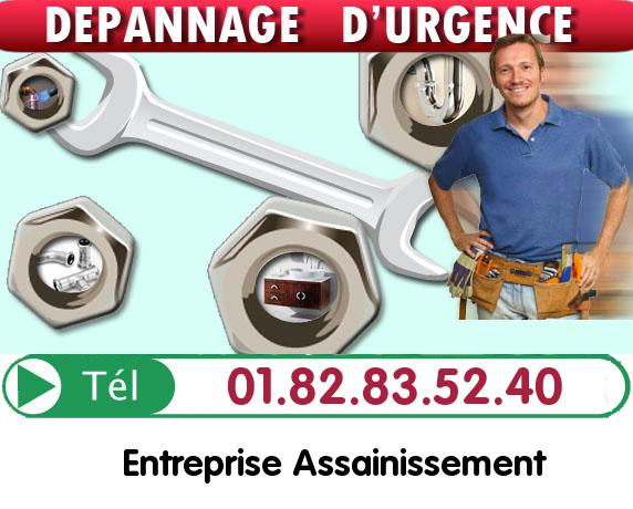 Degorgement Saint Ouen 93400