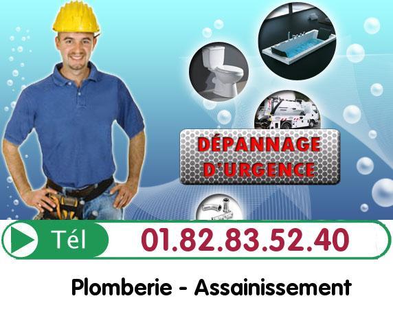 Degorgement Seine-et-Marne