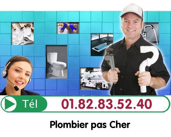 Degorgement Thorigny sur Marne 77400
