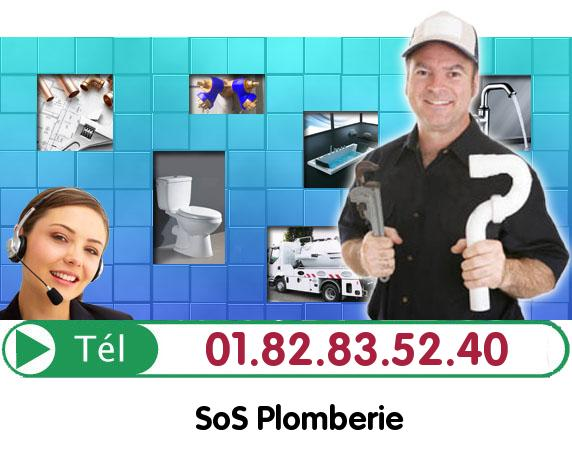Inspection video Canalisation Auvers sur Oise. Inspection Camera 95430