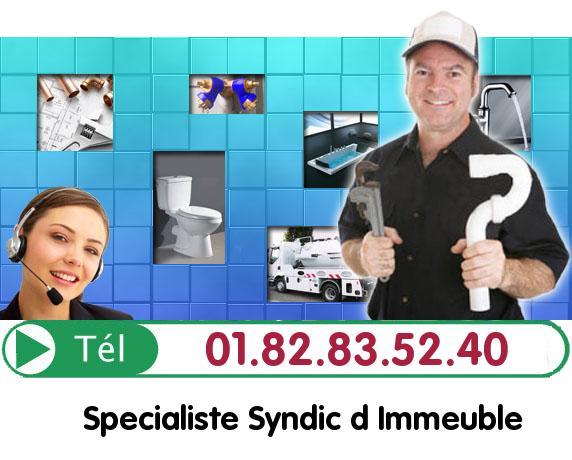 Inspection video Canalisation Brou sur Chantereine. Inspection Camera 77177