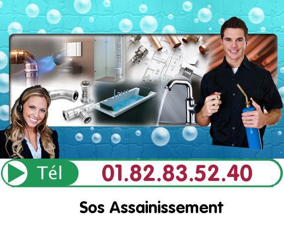 Inspection video Canalisation Dammartin en Goele. Inspection Camera 77230