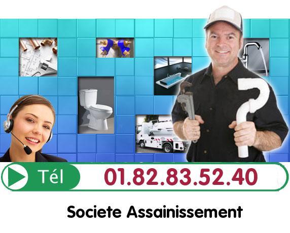Inspection video Canalisation La Norville. Inspection Camera 91290
