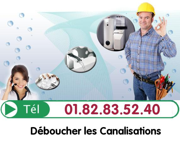 Inspection video Canalisation Le Bourget. Inspection Camera 93350