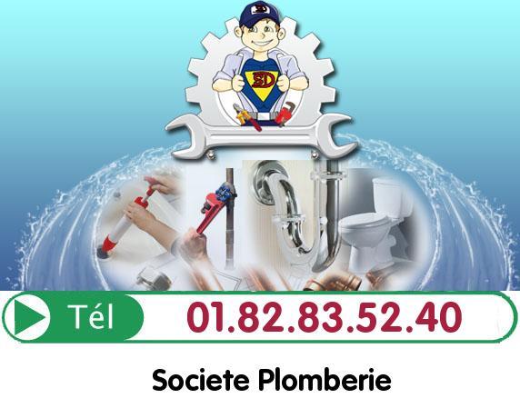 Inspection video Canalisation Saint Germain les Arpajon. Inspection Camera 91180