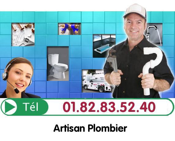 Plombier Ezanville 95460