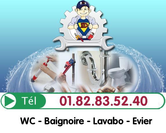 Plombier Le Coudray Montceaux 91830